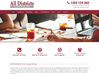 All Districts Conveyancing